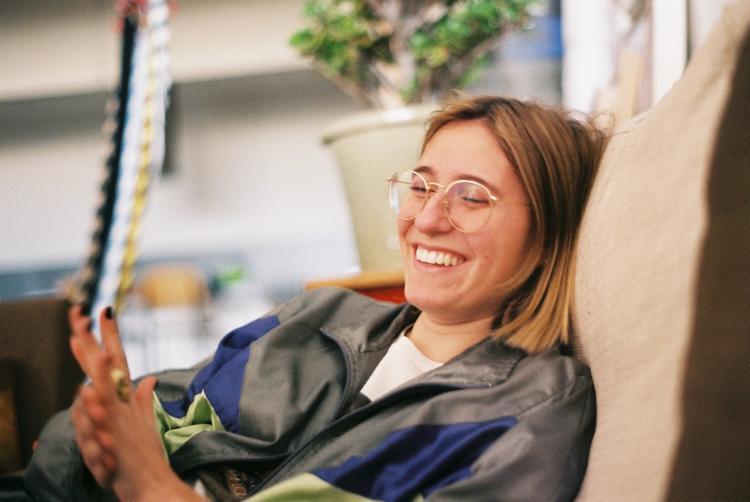 Entrevista a Maria, nuestra Genius Storyteller